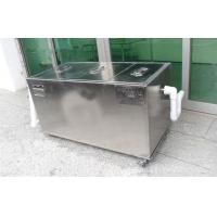 长沙俊源不锈钢无动力隔油池、环保节能、无需耗电