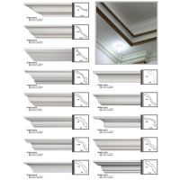 南京PU素面角线板-冠宏邑素面角线板