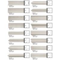 南京PU素面平线板-冠宏邑素面平线板