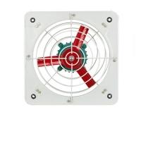 防爆排风扇|FAG-300防爆排风扇|带百叶防爆排风扇