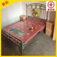 泰好牌双人环保型不锈钢床中国新农村建设热卖床