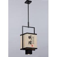 客厅中式吊灯 餐厅新中式吊灯 现代中式铁艺吊灯
