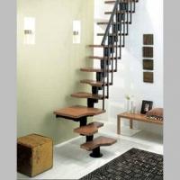 南京钢木楼梯-南京御步楼梯-钢木楼梯-11