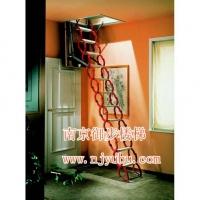南京阁楼楼梯-南京御步楼梯-阁楼楼梯2