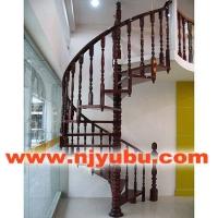 旋转楼梯-南京御步楼梯6
