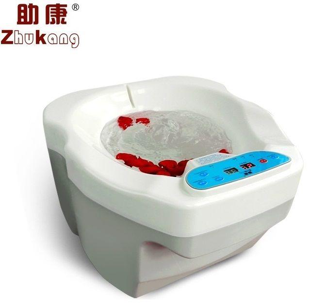 妇科坐浴器 免下蹲坐浴 助康加热恒温坐浴器ZK-208A