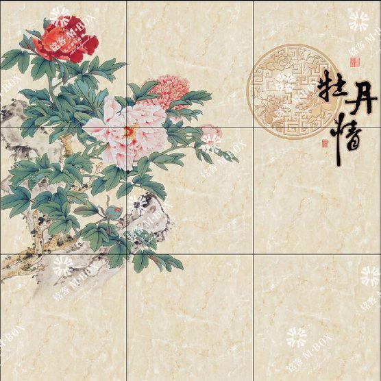 铭客背景墙    锦堂