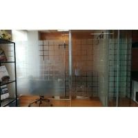 专业玻璃贴膜公司 玻璃隔断贴膜