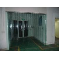 天津洗车房专用透明防水推拉门帘,使用方便