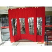 天津冬季窗口透明棉门帘|直销