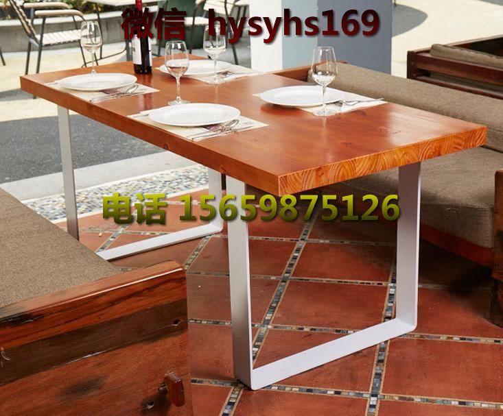 餐厅桌子 椅子  实木餐桌椅 出售 需要联系