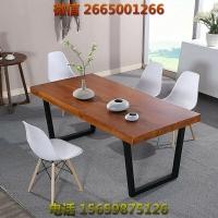 简易办公桌 实木会议桌 优惠