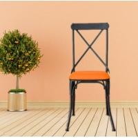火锅桌组合简易工业风椅子餐厅桌椅