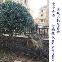 假山石 庭院假山石材 景观泰山石