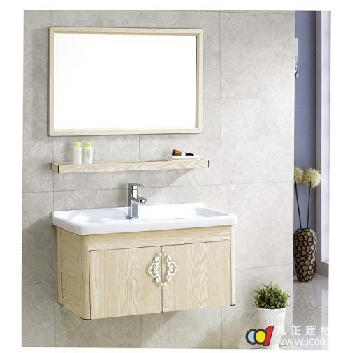 成都恒然卫浴 太空铝浴室柜 004