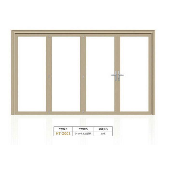 75系列折叠门 HT-Z001
