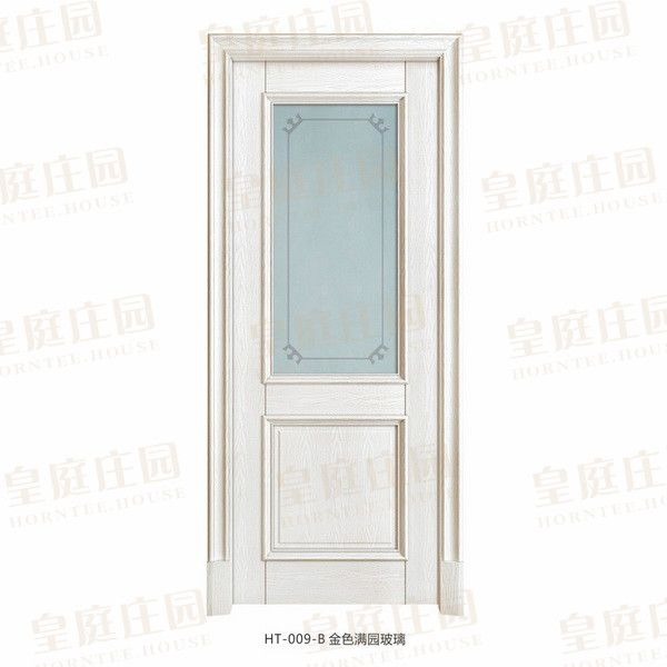 HT-009-B 金色满园玻璃