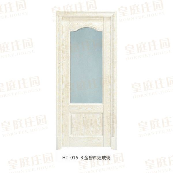 HT-015-B 金碧辉煌玻璃