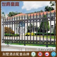 铝合金栏杆围墙 铸造红古铜围栏 住宅栏杆围栏