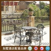 别墅阳台铝合金护栏 欧式庭院走廊栏杆