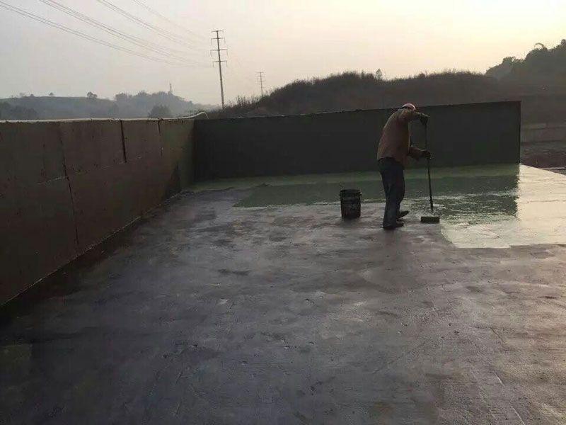 整体屋面防水