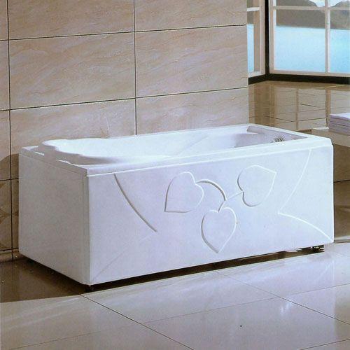 祥龙卫浴-浴缸MC-012(右裙)
