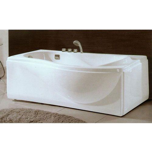 祥龙卫浴-浴缸MC-004(右裙)