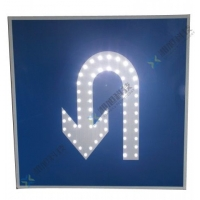 湖北道路交通反光标志牌黄石led道路交通标志牌——湘旭