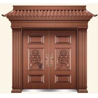 河南全新门业高品质铜门
