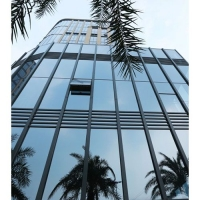 三维玻璃--LOW-E幕墙中空玻璃