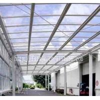 阳光板/厂房过道雨篷采光工程