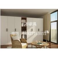 实木衣柜卧室家具简易组合三门四门衣橱整体木质大衣柜