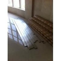 杭州嘉尚牌304材质4-15公分高度不锈钢拉丝踢脚线