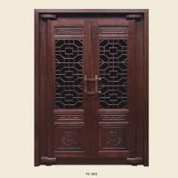 亿城木业-雕花门