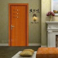 生产销售 原木门   实木复合烤漆门 PVC室内免漆套装门