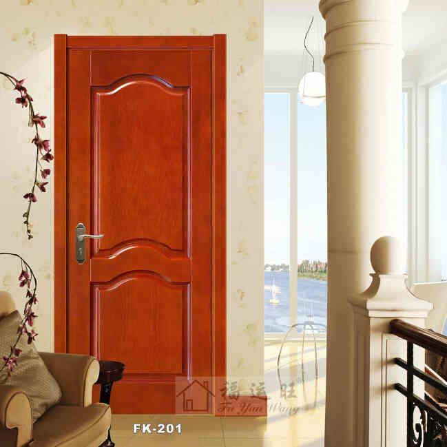 供应福运旺PVC免漆房门套装门 实木门 加工室内门 复合烤漆