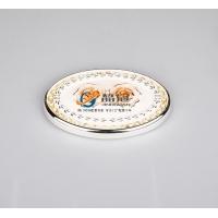 金白油锌合金花619-南京晶冠移门配套材料