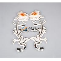 金白油锌合金花635-南京晶冠移门配套材料