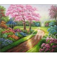 客厅书房油画  餐厅油画 装饰画 风景油画