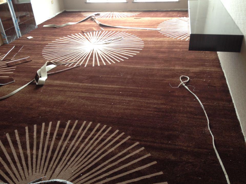 长沙欧叶地毯承接酒店、宾馆地毯业务