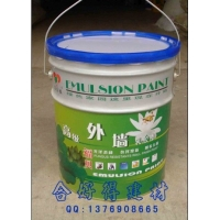 安徽合肥工程外墙乳胶漆