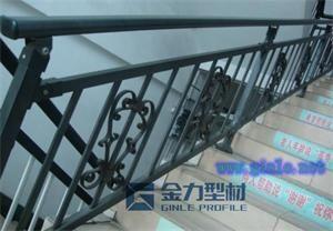 湖南金力锌钢楼梯扶手