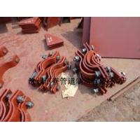 双螺栓管夹,基准型双螺栓管夹