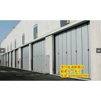 不锈钢电动折叠门、不锈钢厂房折叠门