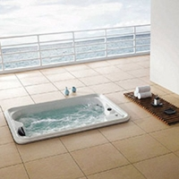 乔登卫浴-户外SPA浴缸