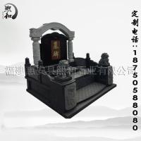 福建惠安大理石墓碑 家族墓碑 各式石材墓碑雕刻