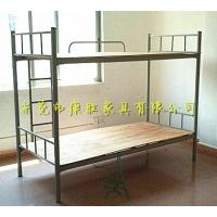 (牢固耐用)学校宿舍用上下床=方管上下铺学生床