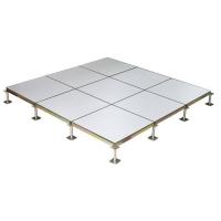 静电地板014-全钢静电活动地板