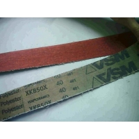 兴邦大量出售锆刚玉旧砂带 VSM旧砂带 40# 尺寸不限 1