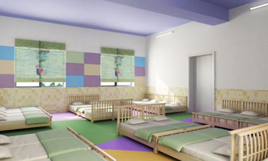 幼儿园软包墙体软包墙围软包